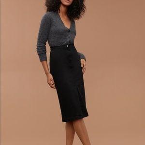 NWT Wilfred Free Kandil Skirt Aritza SZ 6 $85
